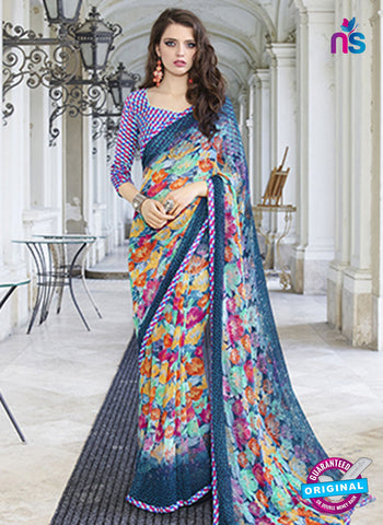 RT 19571 Multicolor Casual Saree