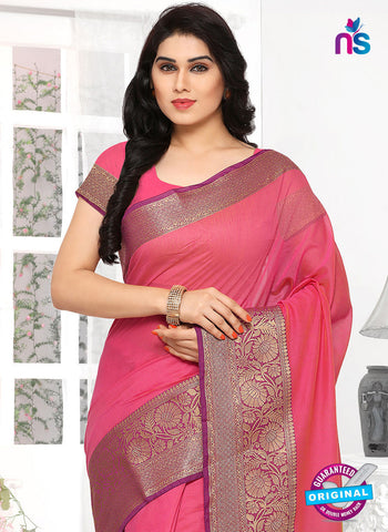 RT 19736 Pink Formal Saree
