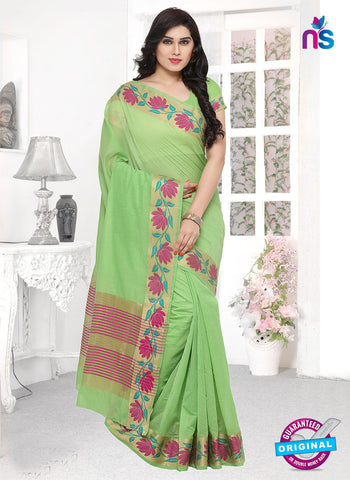 RT 19739 Green Formal Saree