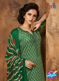 Rivaa 202A Green Color Cotton Designer Suit