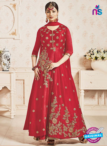 Volono 204 Red Indo Western Suit