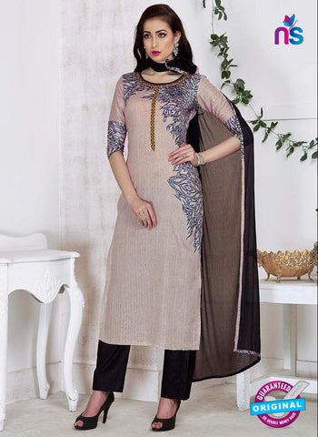 Sadaa 207 Beige Formal Suit