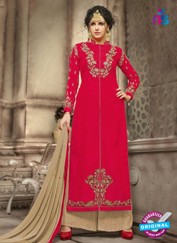 Mehak 21001 Pink Georgette Party Wear Suit