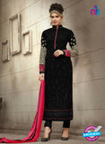 Mehak 21003 Black Georgette Party Wear Suit
