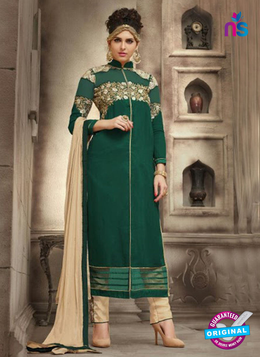 Mehak 21006 Green Georgette Party Wear Suit