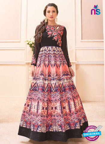 Sajawat 2103 Multicolor Anarkali Suit