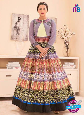 Sajawat 2105 Multicolor Anarkali Suit