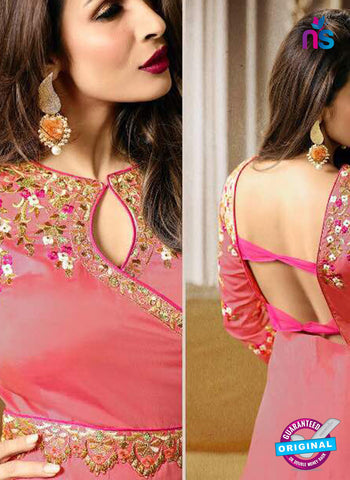 Fiona 21196 Pink Indo Western Suit