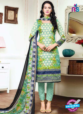 Kaheera 212 Green Pakistani Suit
