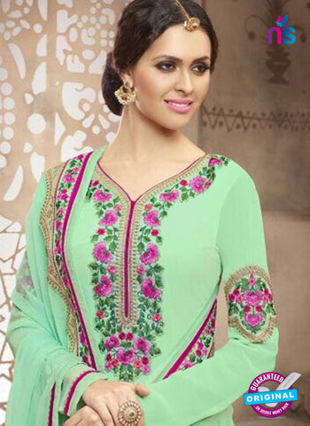 Mehak 22003 Sea Green Party Wear Suit