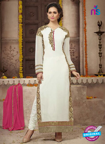 Mehak 22004 White Party Wear Suit
