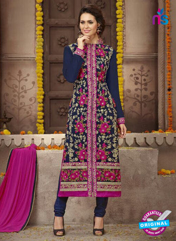 Mehak 22005 Blue Party Wear Suit