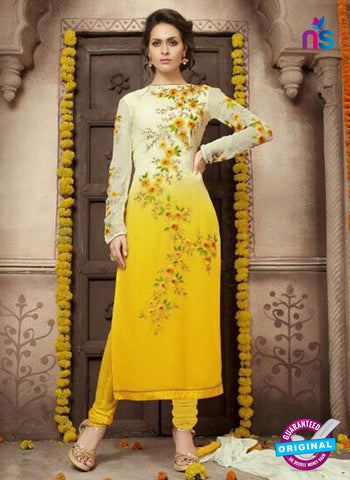 Mehak 22006 Yellow Party Wear Suit