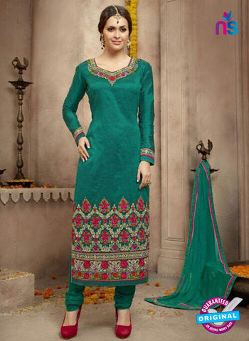 Mehak 22007 Sea Green Party Wear Suit