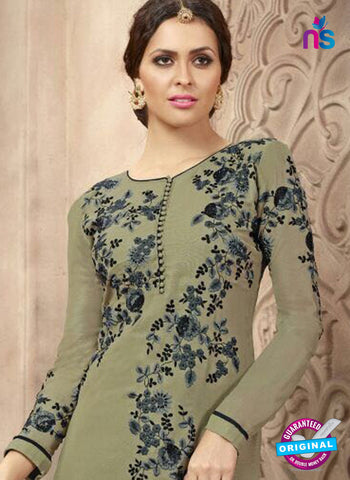 Mehak 22008 Beige Party Wear Suit