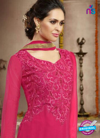Mehak 22009 Pink Party Wear Suit