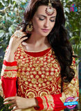 AZ 3611 Beige Georgette Anarkali Suit - Anarkali Suits - NEW SHOP