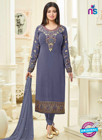 Aashirwad 2316 Grey Party Wear Suit