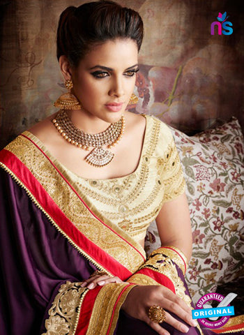 georgette wedding wear sarees