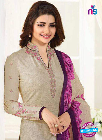 Vinay Fashion 24363 Beige Party Wear Suit