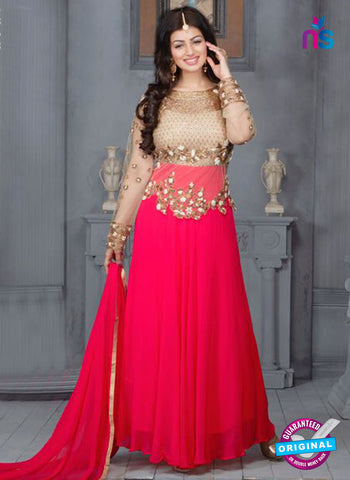 Your Choice 2491 Pink Indo Western Suit