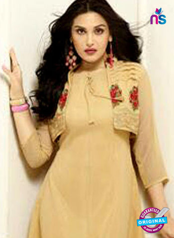 Your Choice 2578 Beige Designer Tunic