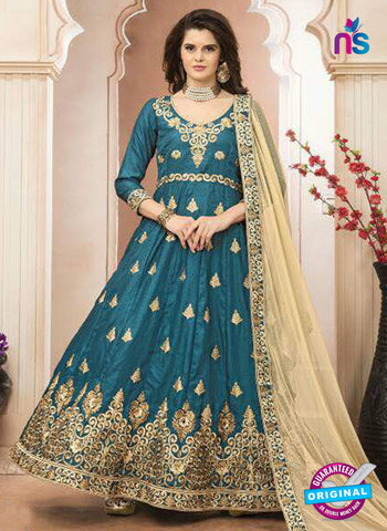Lavisha 27002 Blue Anarkali Suit