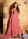 Maskeen 2705-Pink Color Georgette Designer Suit