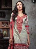Ganga 2732 Grey Color Cotton Designer Suit