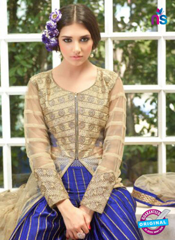 Mohini Glamour 28006 Georgette Embroidery Blue Suit Online