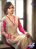 Mohini 30002 Beige Chiffon Party Wear Suit Online
