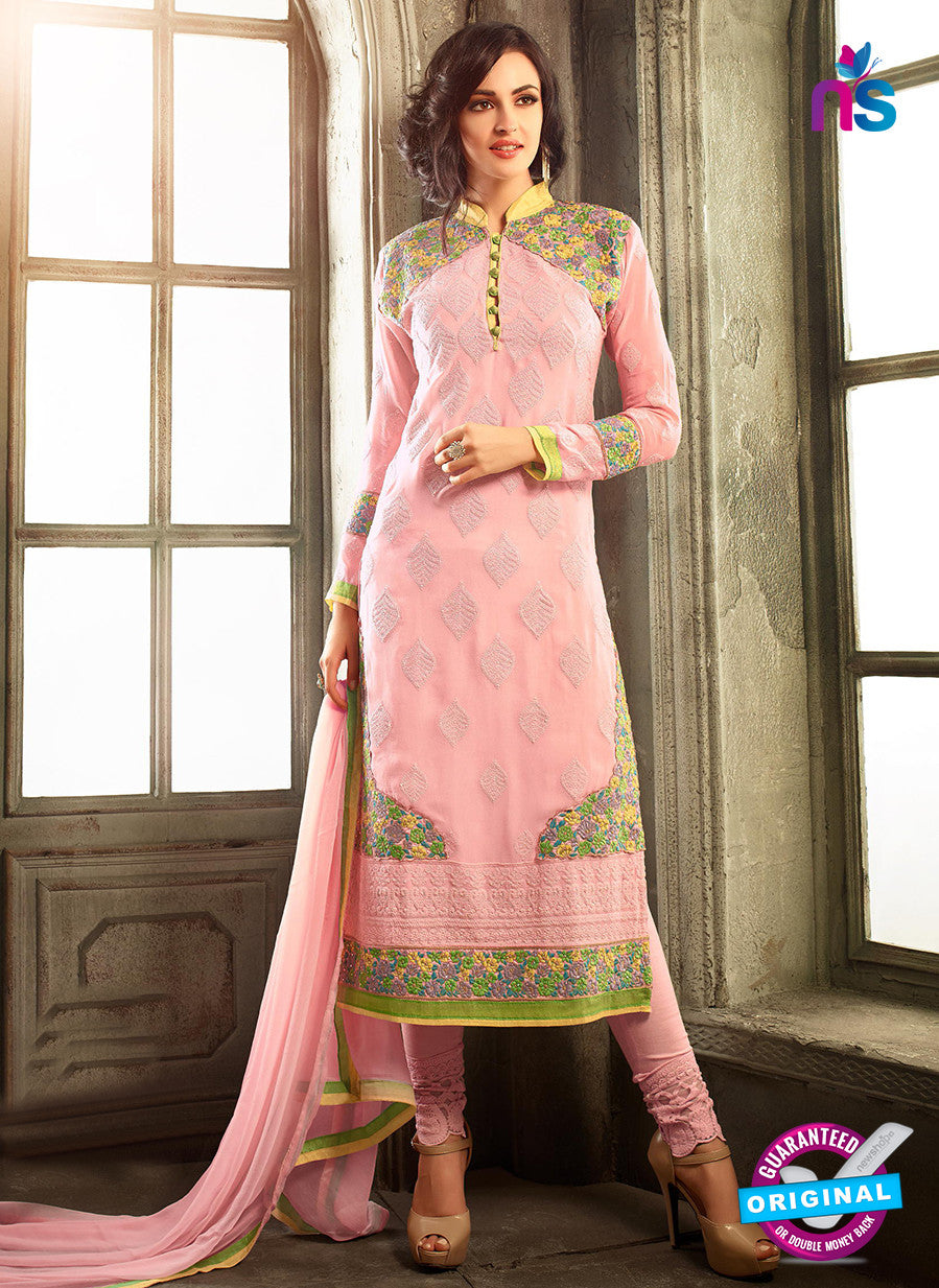 Mohini 30006 B Pink Georgette Party Wear Suit