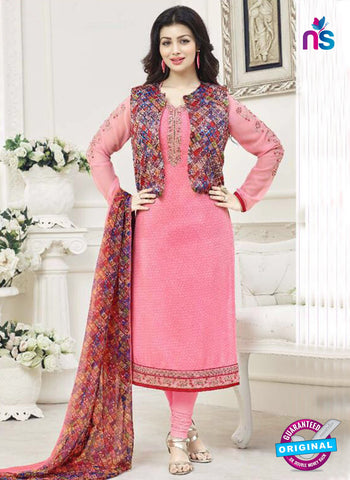 Lavina 3002 Pink Party Wear Suit