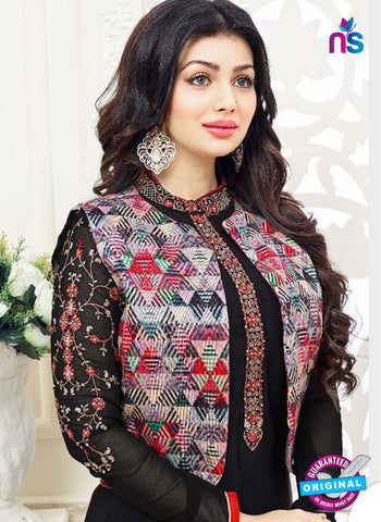 Lavina 3003 Black Party Wear Suit