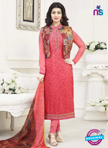 Lavina 3005 Peach Party Wear Suit