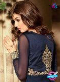 Maskeen 3103 Blue Georgette Party Wear Suit Online