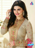 Vinay Fashion 3128 Beige Brasso Fancy Designer Party Wear Suit