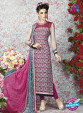 AZ 2322 Multicolor Crepe Fancy Pakistani Suit