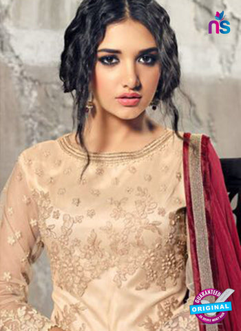 Mohini 33002 Beige Party Wear Suit