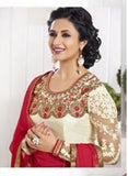 Vivek 3306 Beige Color Georgette Designer Suit