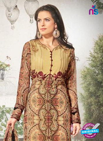 AZ 3712 Multicolor Georgette Party Wear Suit