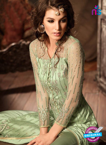 Mohini 34003 A Green Party Wear Suit