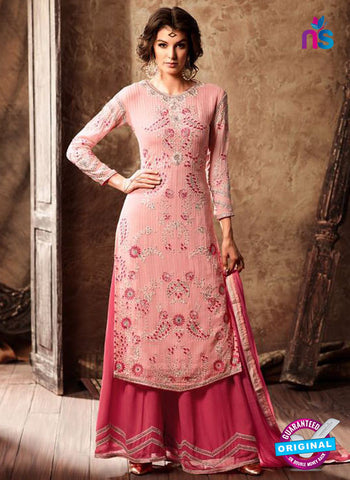 Mohini 34005 A Pink Indo Western  Suit