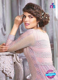 Ganga 3430 Pink Color Georgette Designer Straight Suit