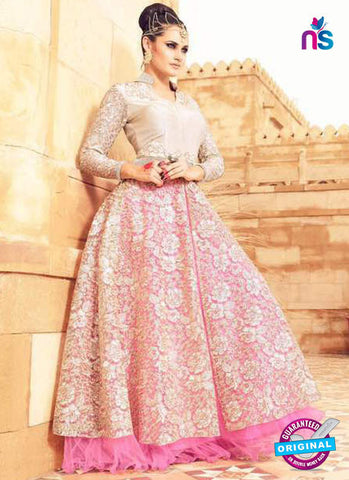Mohini 35003 Pink Indo Western Suit