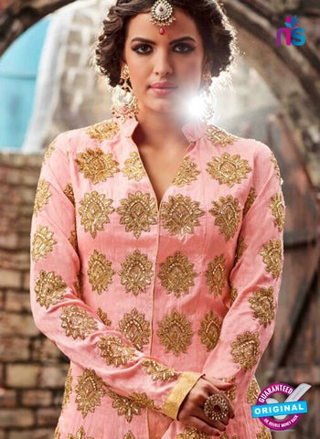 Hotlady 3773 Pink Indo Western Suit
