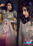 AZ 2320 Grey Georgette Party Wear Suit - Salwar Suits - NEW SHOP