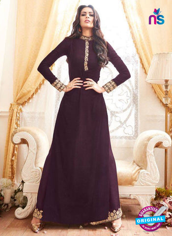 Maisha 3908 Purple Party Wear Suit