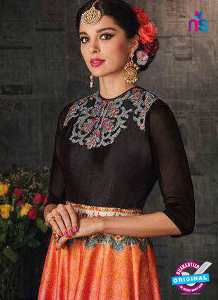 Aashirwad 4003 Multicolor Anarkali Suit