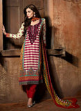 Mohini 402B  Multi Color Georgette Designer Suit